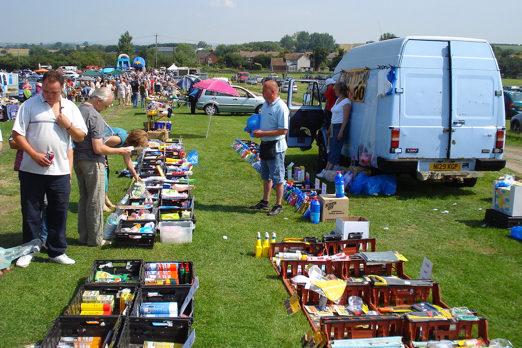 Car Boot Sales In Watford On Sundays