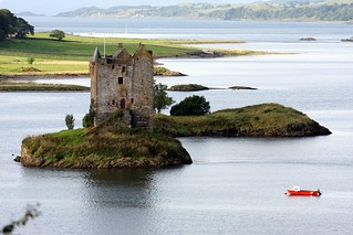 Castle Stalker Overlook | by *Michelle*(meechelle)