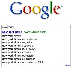 New York Times On Search Suggest | by search-engine-land