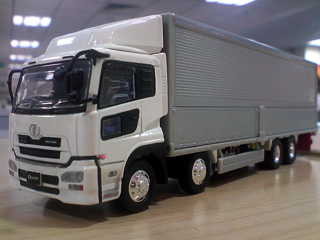 Nissan Diesel Truck >> Nissan Diesel Quon   Heavy Duty Truck by UD Nissan Diesel ...