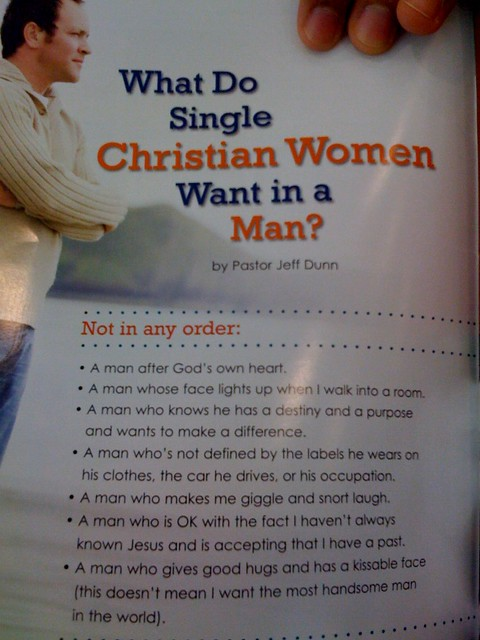 "headland christian single men And the paradox that crops up any time ""the christian singles mess"" goes open mike night: single christian women lament they can't find any single christian men."