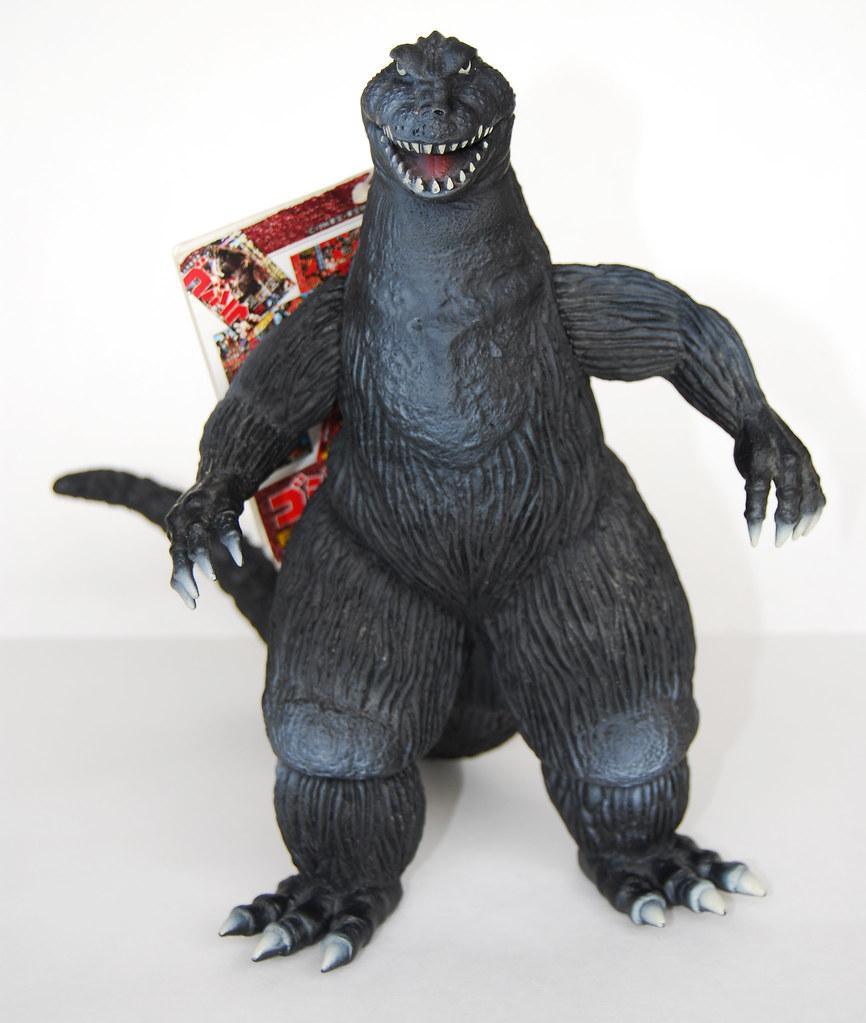 Bandai Godzilla 1962 Godzilla Forever Series 1996 Flickr