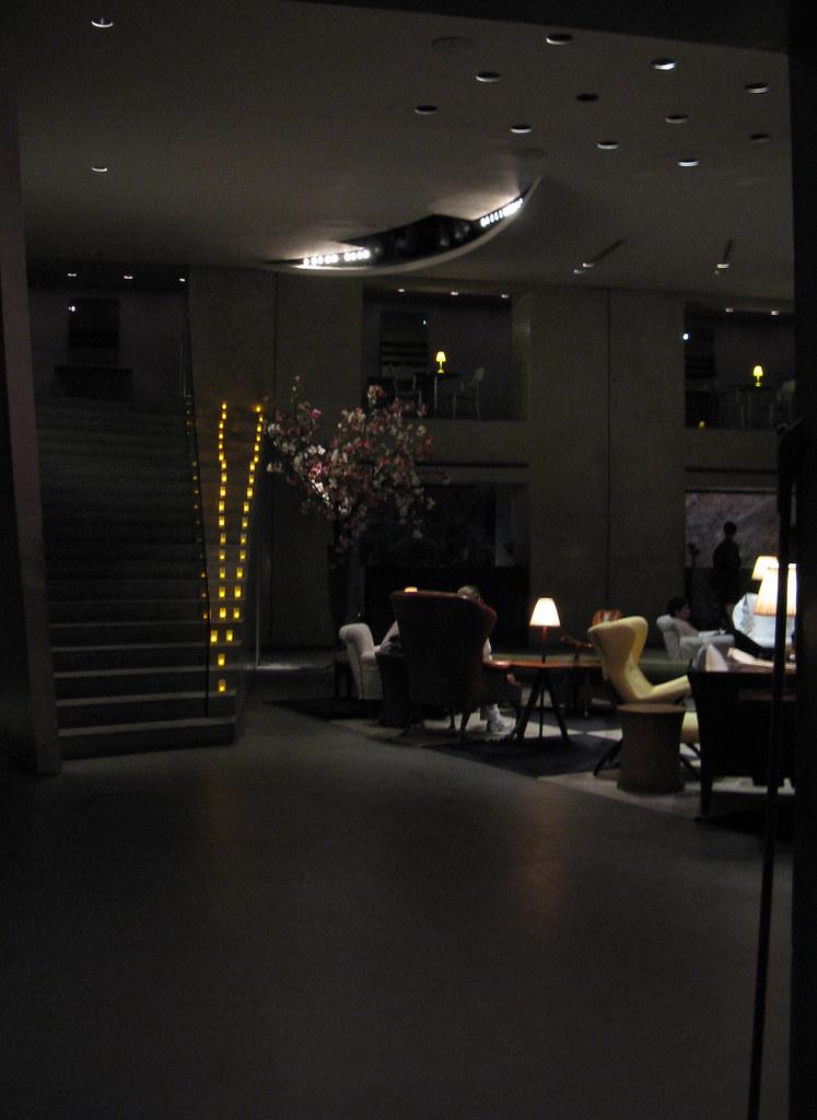 Paramount Hotel New York Address