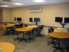 Classroom in Writers House
