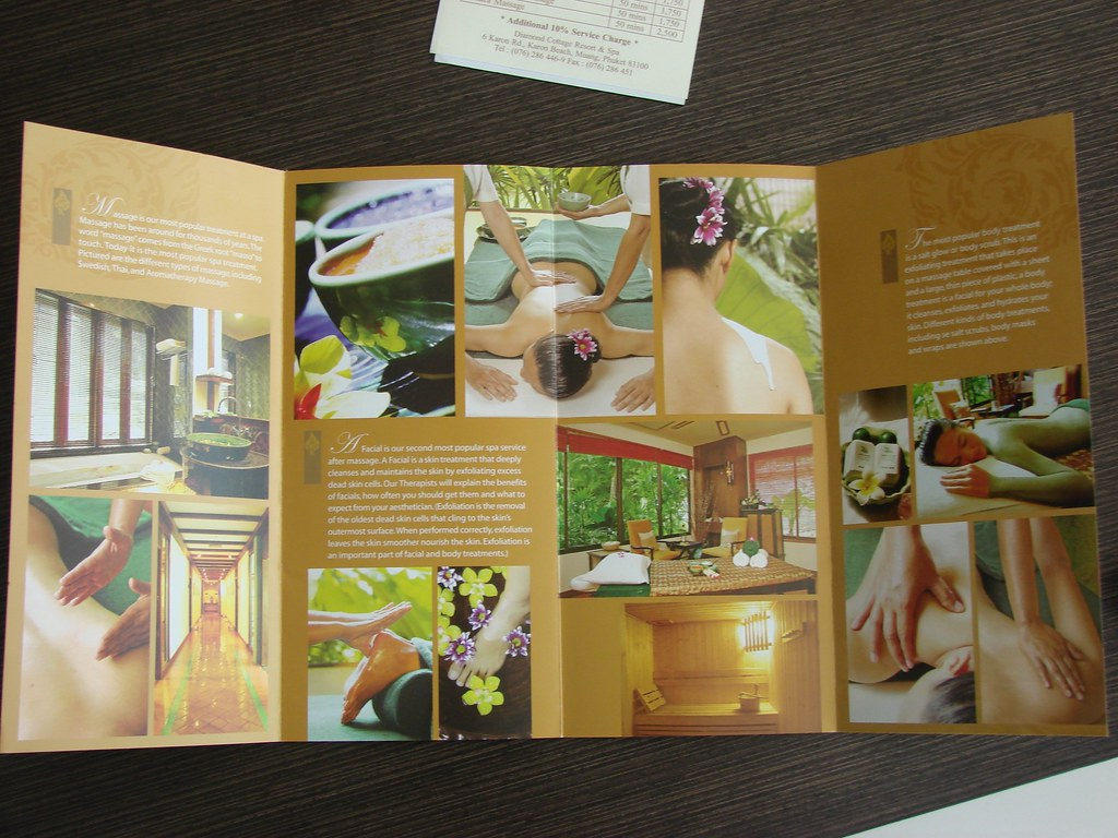 The cottara spa catalog inabamasaki flickr for R b salon coimbatore