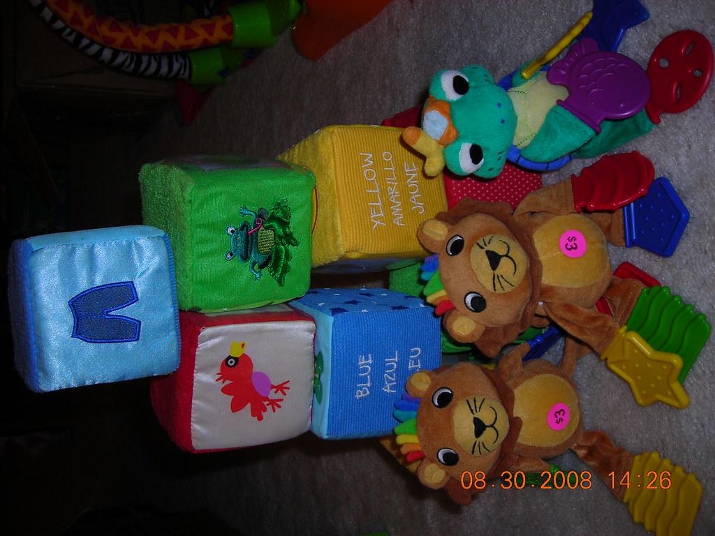 Baby Einstein Plush Toys 64