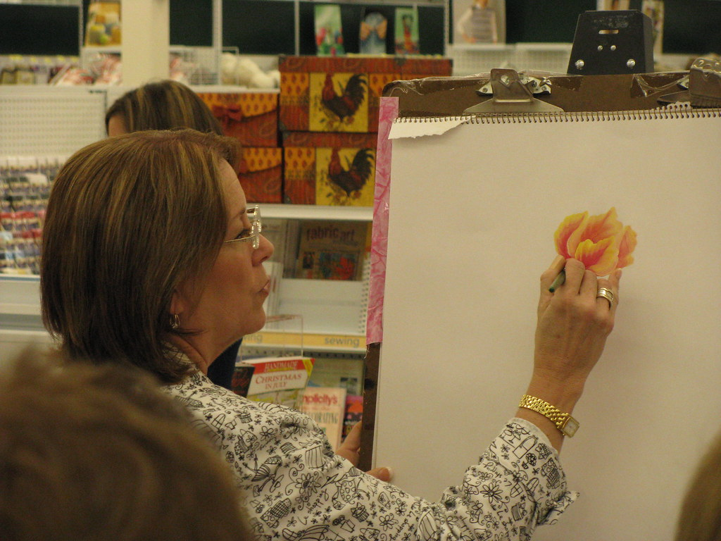 Donna Dewberry S One Stroke Painting Course