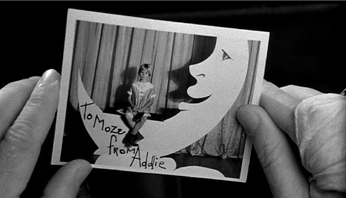 1973 PAPER MOON photo Addie gave to Moze.