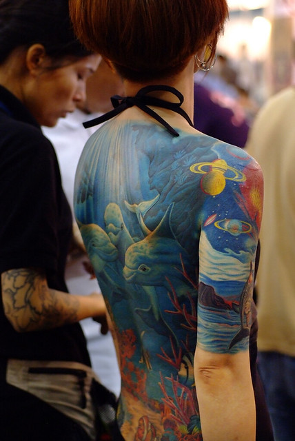 1st tattoo show in singapore over 60 local for Tattoo singapore forum