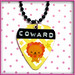 Cowardly Lion Necklace