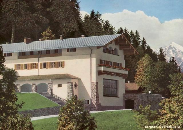 Berghof Floor Plan Berghof Floor Plan Alpenfestung
