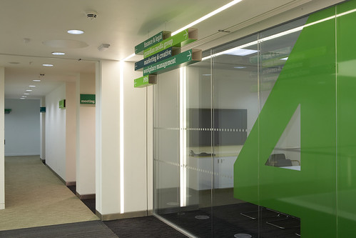 Guardian News & Media Wayfinding & Environmental Graphics | by SeptemberIndustry