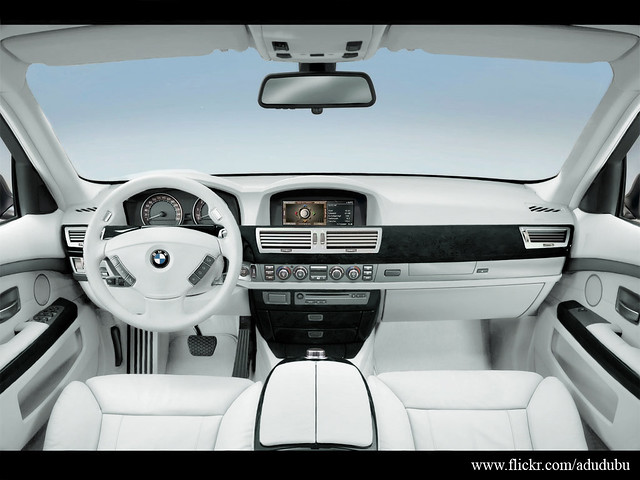 bmw 7 series individual interior white car interior flickr. Black Bedroom Furniture Sets. Home Design Ideas