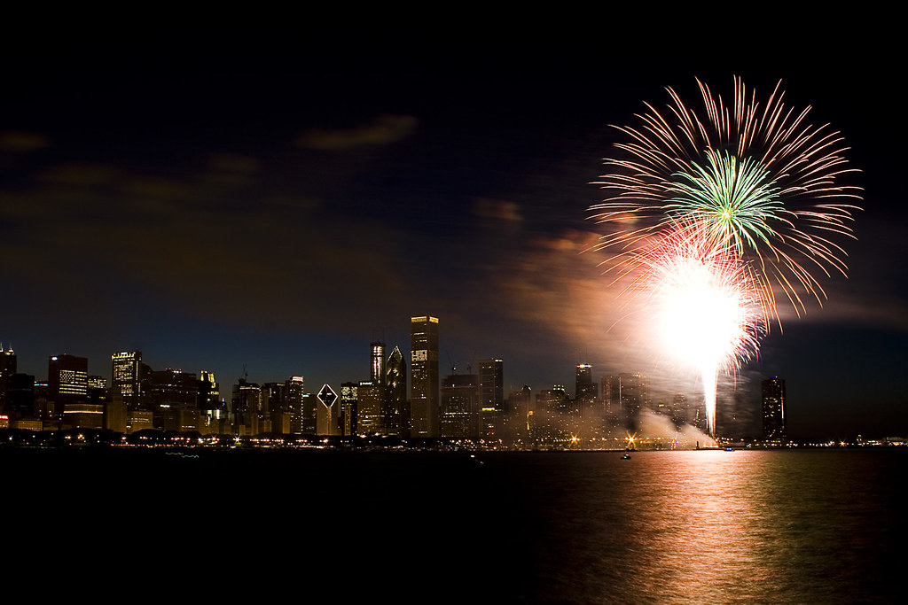 July 4th Fireworks (Chicago) | Chicago Fireworks Chicago ...