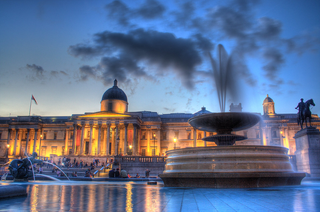 The National Gallery ©Maurice/Flickr