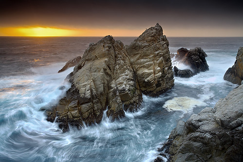 Point Lobos - Pinnacle Rock #1 | by PatrickSmithPhotography