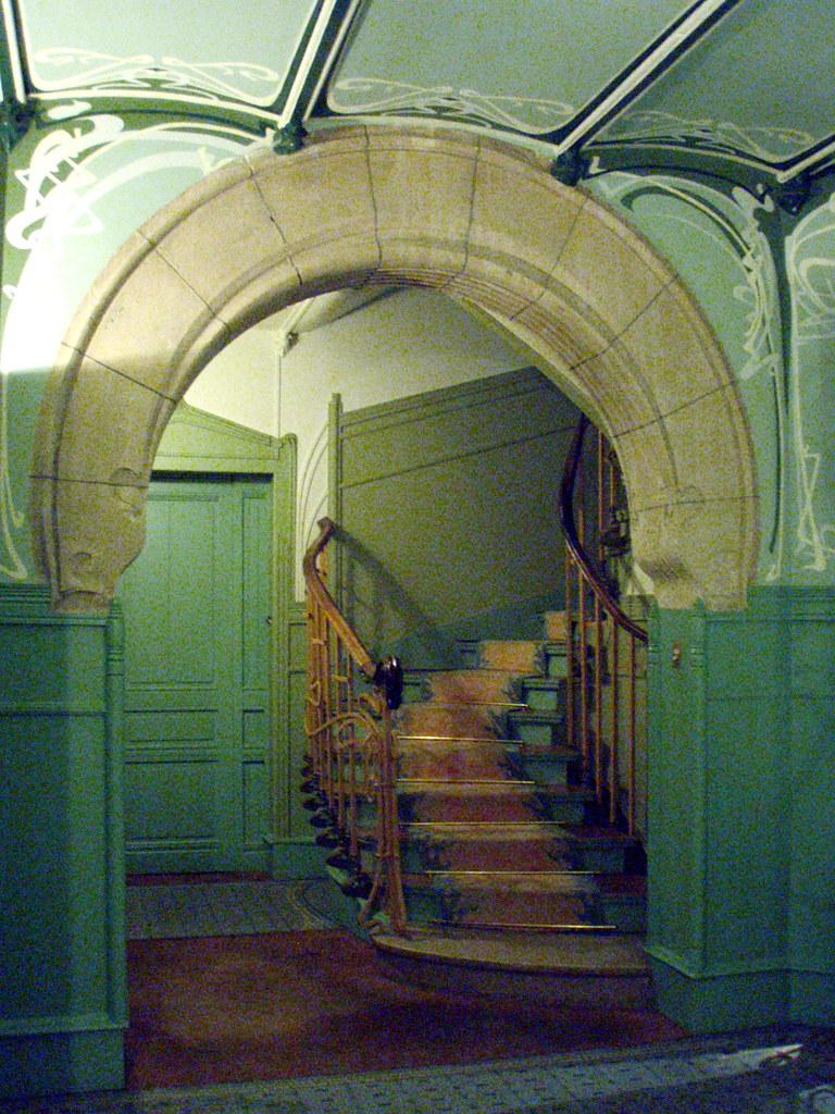 Le Castel Béranger | Castel Beranger by Hector Guimard ...