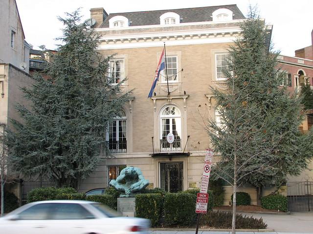 Embassy of Croatia in United States of America | VisaHQ