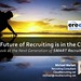Michael Marlatt's Cloud Recruiting ERE Expo Presentation (cover page)