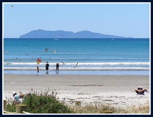 Waihi New Zealand  city photos gallery : Mayor Island Tuhua , Waihi Beach, New Zealand | The dormant ...