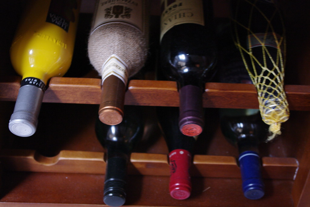fine wine collection