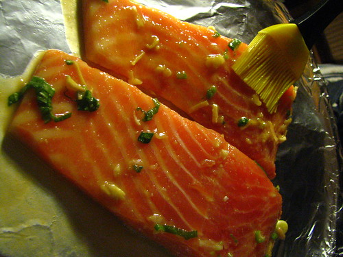 Miso Salmon | by SeppySills