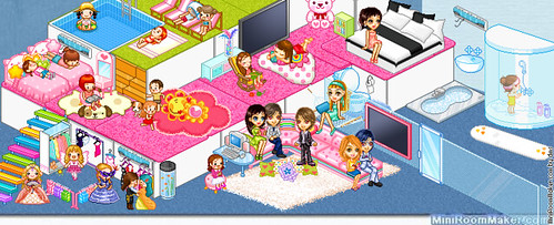 Mini room maker by agnes my name is agnes paulinaplease 3d room maker