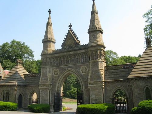 Forest Hills Cemetery Gate | by Mr. Ducke