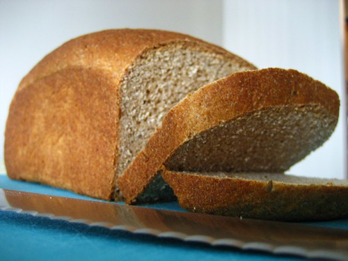 whole wheat bread | by Stacy Spensley