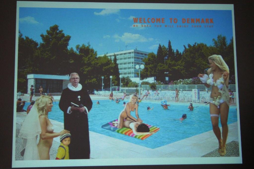 Danish swimming pool etiquette alie rose flickr for Swimming etiquette public pool