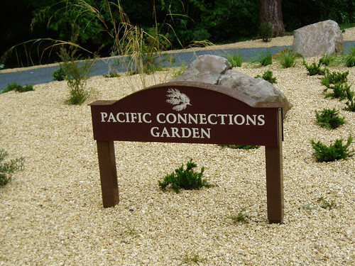 Pacific Connections Signage | by RHR Horticulture