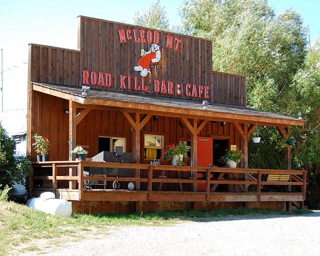 Road Kill Cafe Arizona Menu