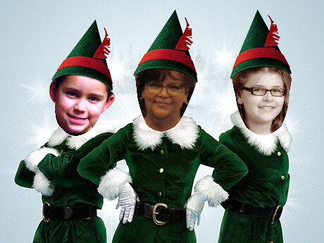 Elf yourself photo courtesy of jibjab sponsored by office - Office max elf yourself free download ...
