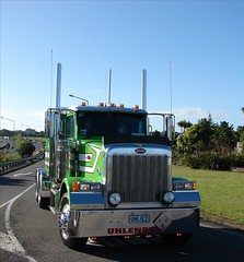 Peterbilt Auckland New zealand | by lancef2