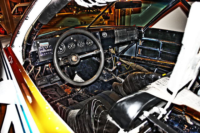 canepa design interior of a classic nascar this image is flickr. Black Bedroom Furniture Sets. Home Design Ideas