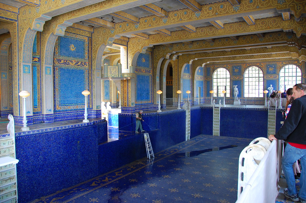 White Swimming Pool Tiles