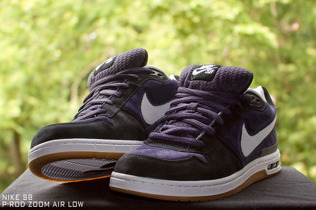 Nike Sb Paul Rodriguez Skate Shoes