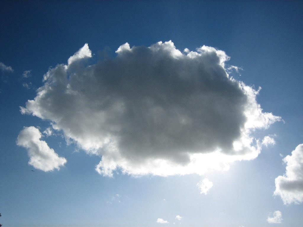 Big Fluffy Cloud | No ...