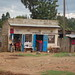 Road to Nanyuki, Kenya