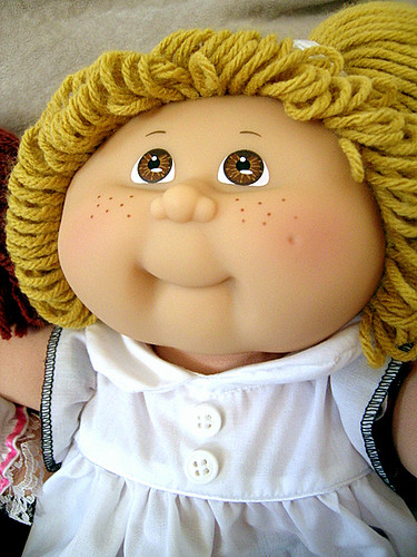 Cabbage patch doll value book