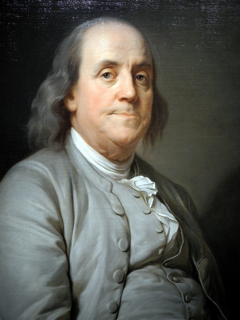 Benjamin Franklin His Autobiography 1706-1757