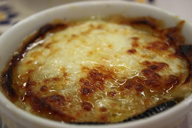 Resultado de imagen de sopa de cebolla