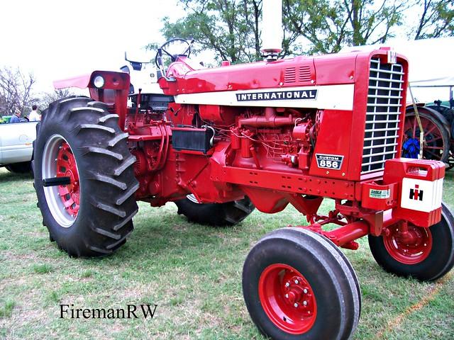 Ih 856 Tractor : International diesel flickr photo sharing