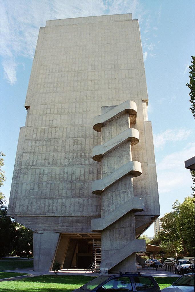 marseille 8 le corbusier concrete concrete pascal poggi flickr. Black Bedroom Furniture Sets. Home Design Ideas