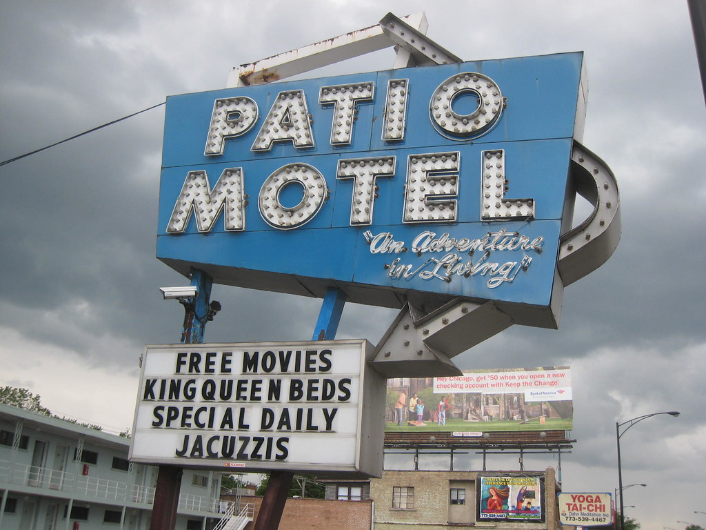Patio Motel - Lincoln Avenue - Chicago