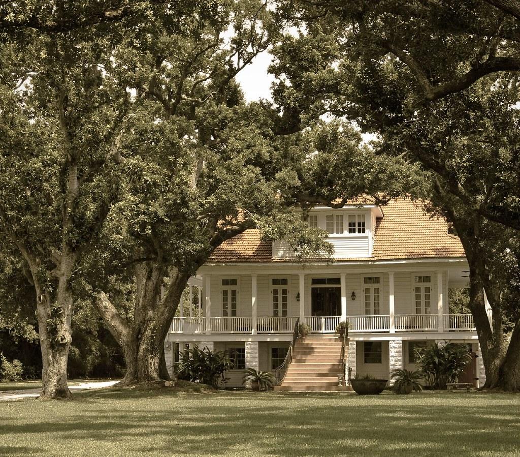 Img 3068 Promised Land Leander Perez House 5907 Hwy 39