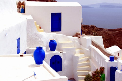 House, Oia | by Marite2007