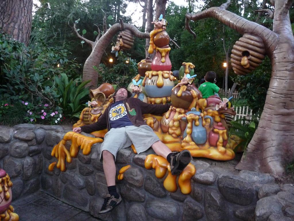 Drunk in Disneyland | Paul Lloyd | Flickr