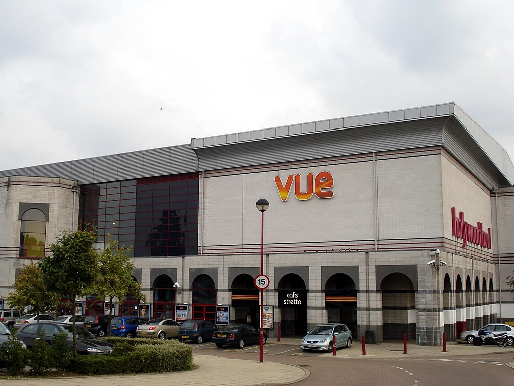 N.finchley Vue Cinema North Finchley ...