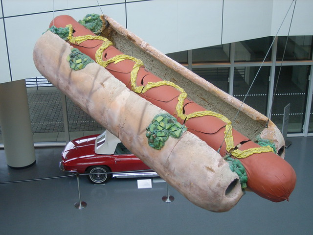 Hot Dog Roll Spike
